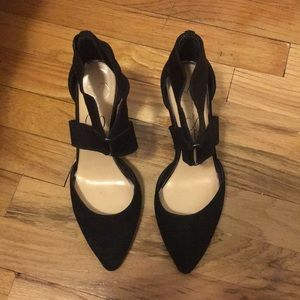Jessica Simpson Leather Pumps
